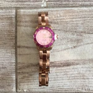 Invicta Rose Gold Ladies Watch